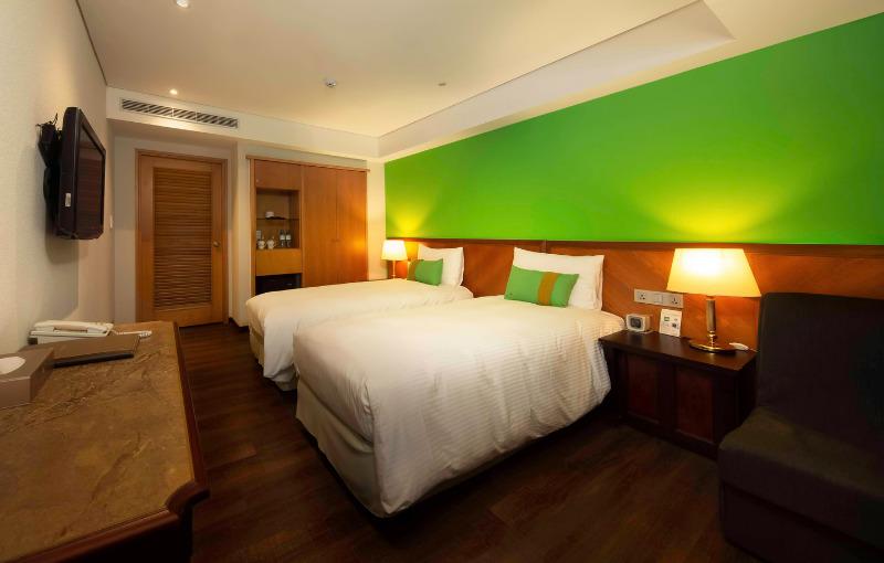 高級雙床房-附沙發